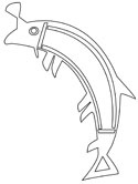 First Nations art coloring pages