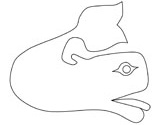 aboriginal art whale coloring pages
