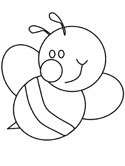 Bumblebees Coloring Pages