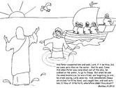 Apostles Coloring Pages