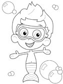 nonny coloring pages