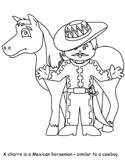 11 Places to Find Free Cinco de Mayo Coloring Pages | 166x125