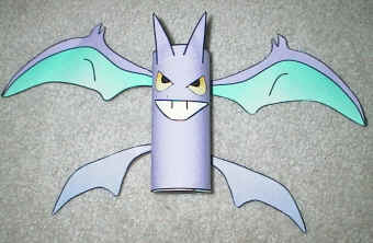 crobat pokemon craft