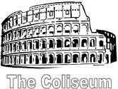 coloring pages on ancient rome - photo#35